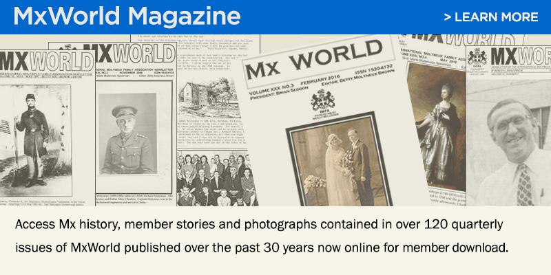 IMFA International Molyneux Family Association MxWorld
